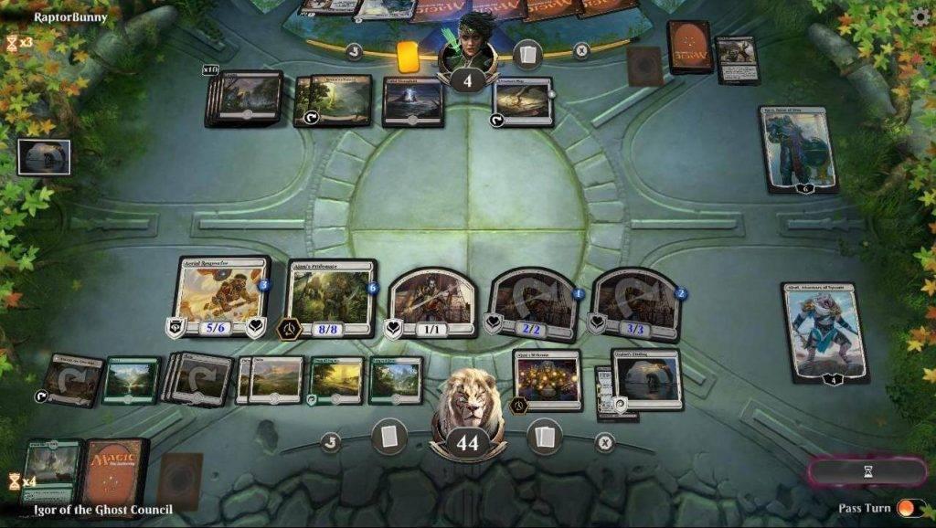 Впечатления от бета-теста Magic: The Gathering Arena
