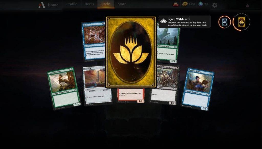 Впечатления от бета-теста Magic: The Gathering Arena 2