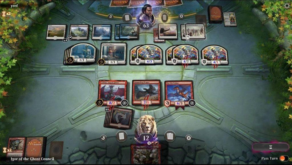 Впечатления от бета-теста Magic: The Gathering Arena 8