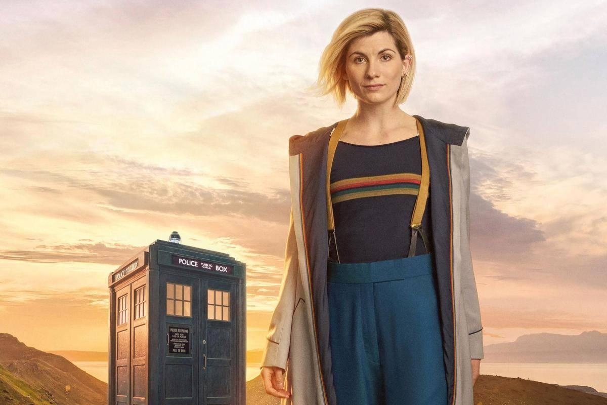 Приключения тринадцатого Доктора начнутся 7 октября