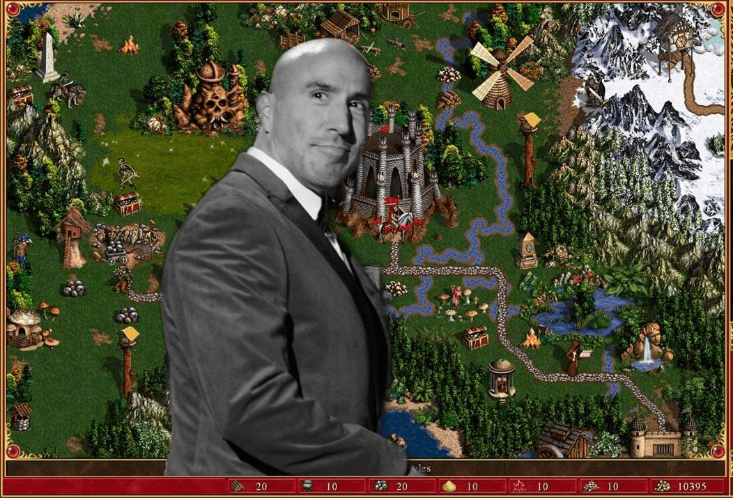 «Rampart основана наармянской музыке». Пол Ромеро осаундтреке Heroes of Might & Magic 1