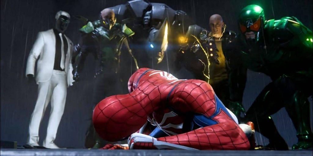 Spider-Man от Insomniac: отличный клон Arkham 2