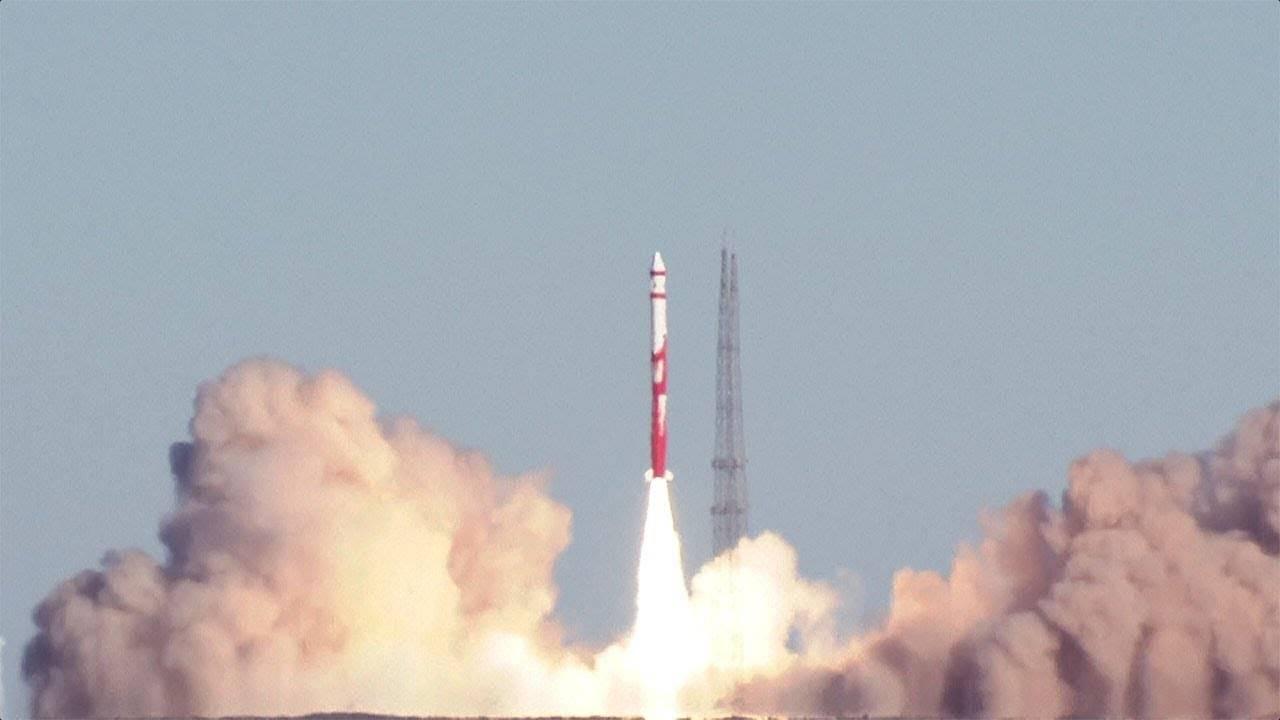В Китае сорвался первый запуск частной ракеты-носителя