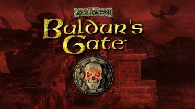 Слух: разрабочики Divinity: Original Sin работают над новой частью Baldur's Gate