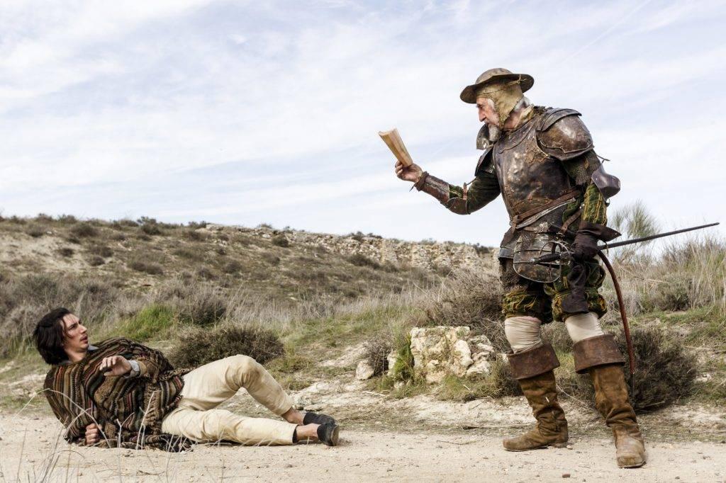 «Человек, который убил Дон Кихота»: в этом фильме весь Гиллиам 3