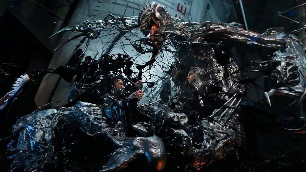 «Веном» – фильм-симбиот без живого носителя