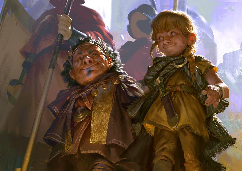 Снусмумрик в Хогвартсе и другие фэнтези-картины Эвена Амундсена 8