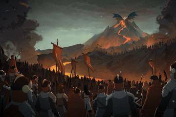 «Принц-дракон» — духовный наследник «Легенды об Аанге»