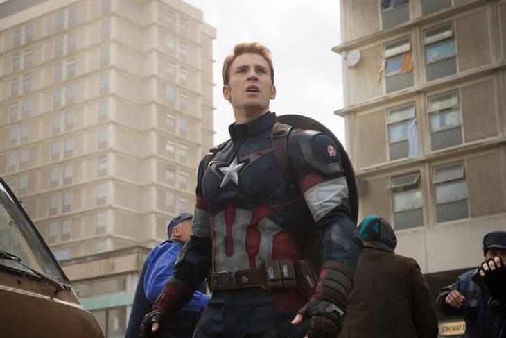 Крис Эванс попрощался с ролью Капитана Америка
