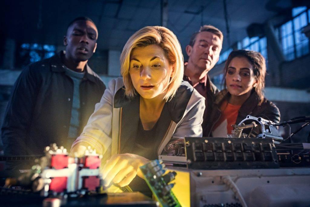 Какие сериалы посмотреть? Октябрь 2018 1