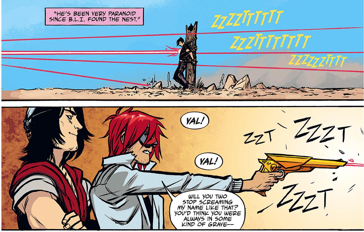 Шесть комиксов, которые переосмыслили супергероику 6