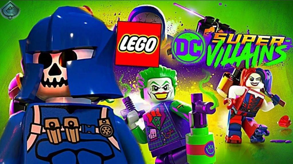 LEGO Суперзлодеи DC