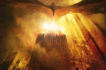 Джордж Р.Р. Мартин «Пламя икровь: Кровь драконов»