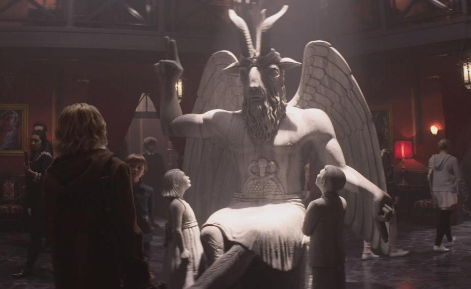 «Сатанинский храм» хочет подать в суд на авторов сериала «Леденящие душу приключения Сабрины»