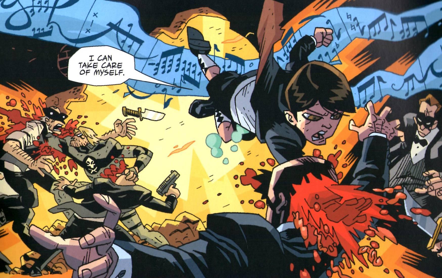 Шесть комиксов, которые переосмыслили супергероику 5