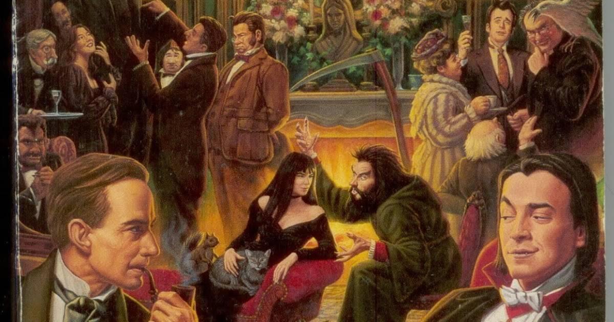 Открывающие и закрывающие: кто есть кто в романе Роджера Желязны