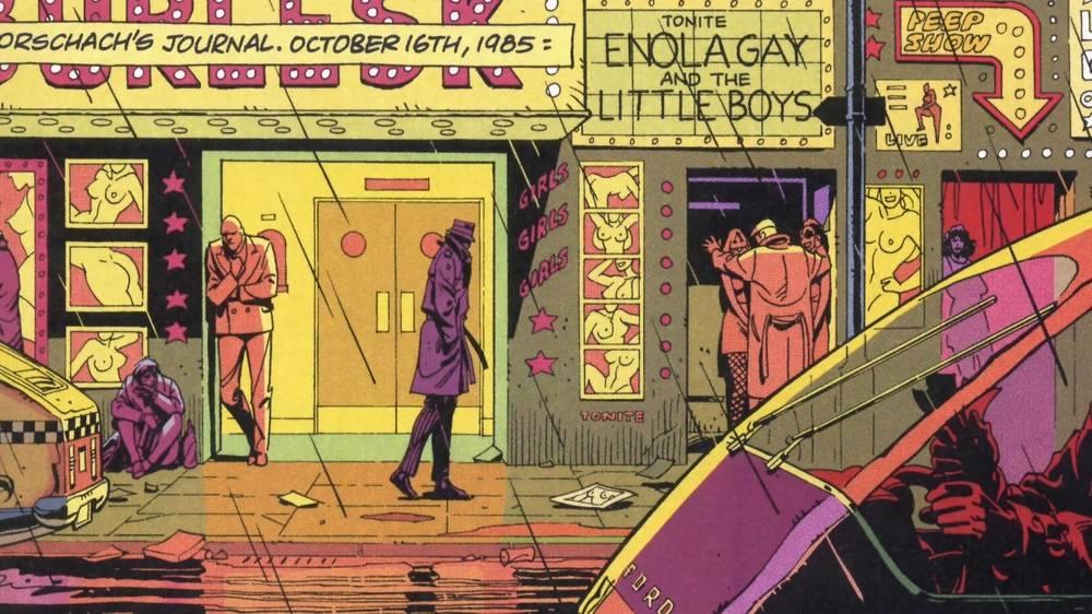 Шесть комиксов, которые переосмыслили супергероику 2