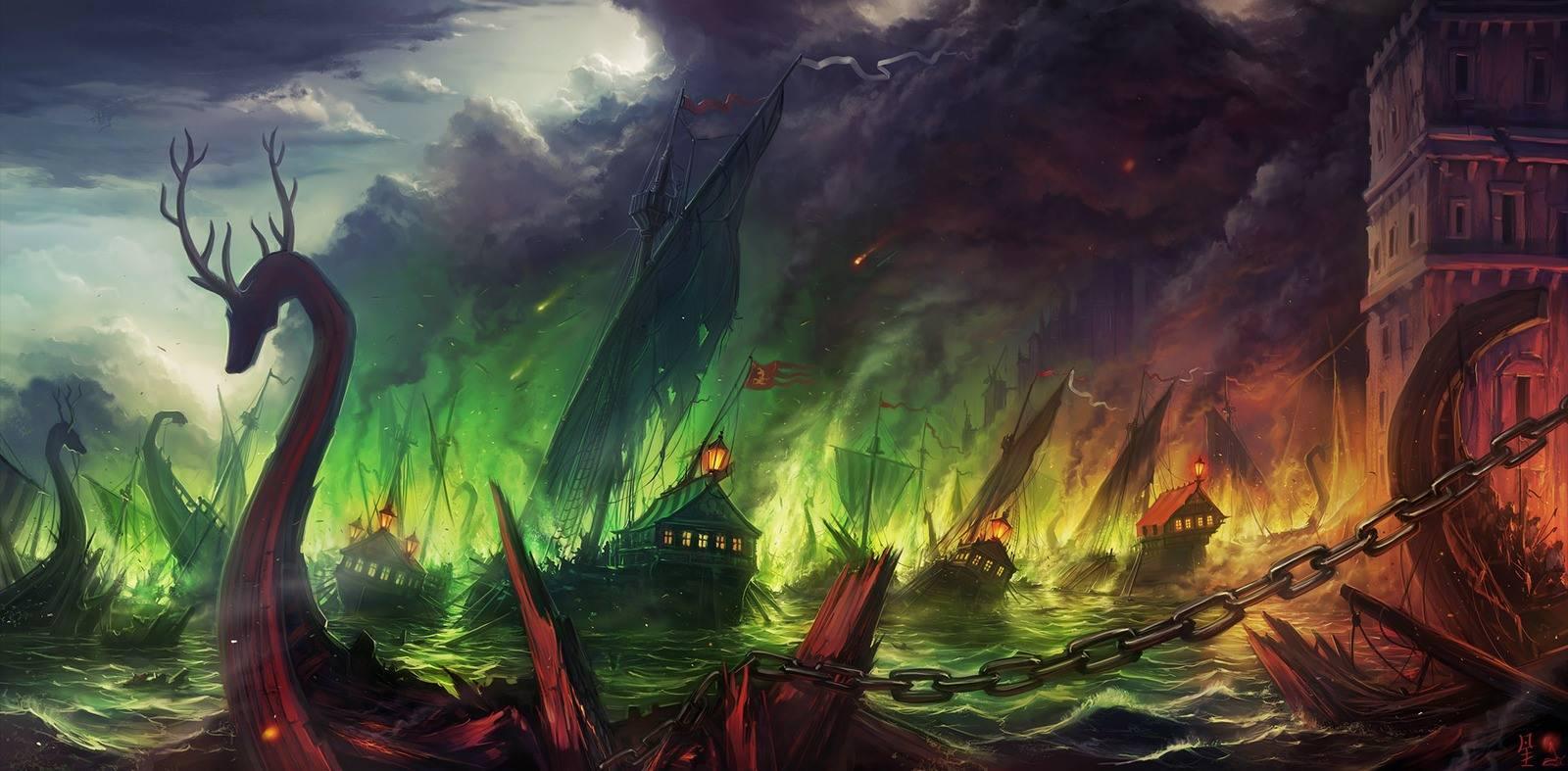 «Игра престолов»: величайшие битвы Вестероса 3