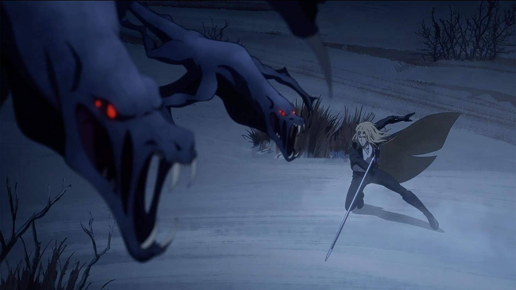 Castlevania, 2 сезон: лучше первого, но не намного 4