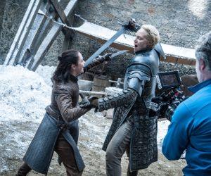 Entertainment Weekly поделился кадрами со съёмок «Игры престолов» 7