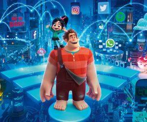 «Ральф против интернета» ломает каноны Disney 4