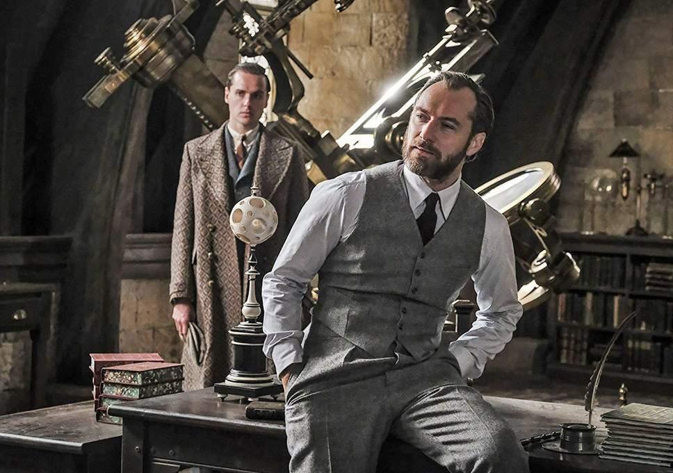 Аурелиус Дамблдор, маледикт, Макгонагалл: как «Преступления Грин-де-Вальда» ломают канон «Гарри Поттера» 1
