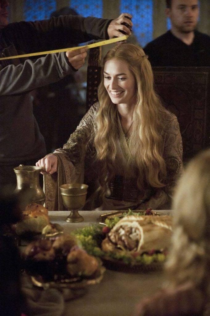 Entertainment Weekly поделился кадрами со съёмок «Игры престолов» 2