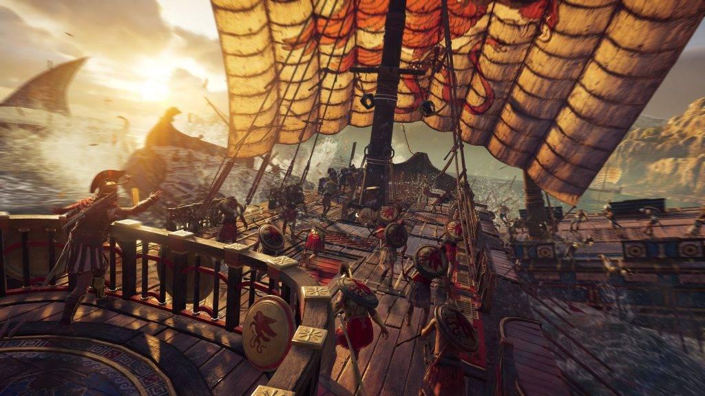 Assassin's Creed Одиссея. Обзор 2
