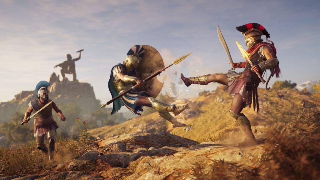 Assassin's Creed Одиссея. Обзор 3