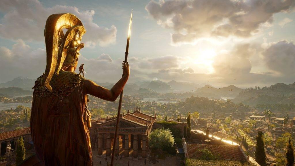 Assassin's Creed Одиссея. Обзор 1