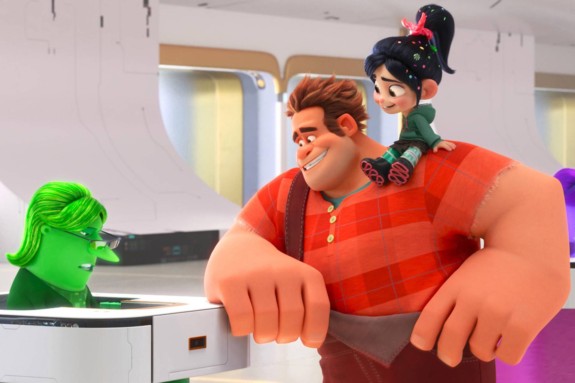 «Ральф против интернета» ломает каноны Disney 3