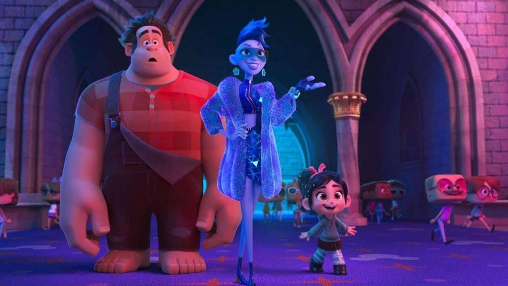 «Ральф против интернета» ломает каноны Disney 5