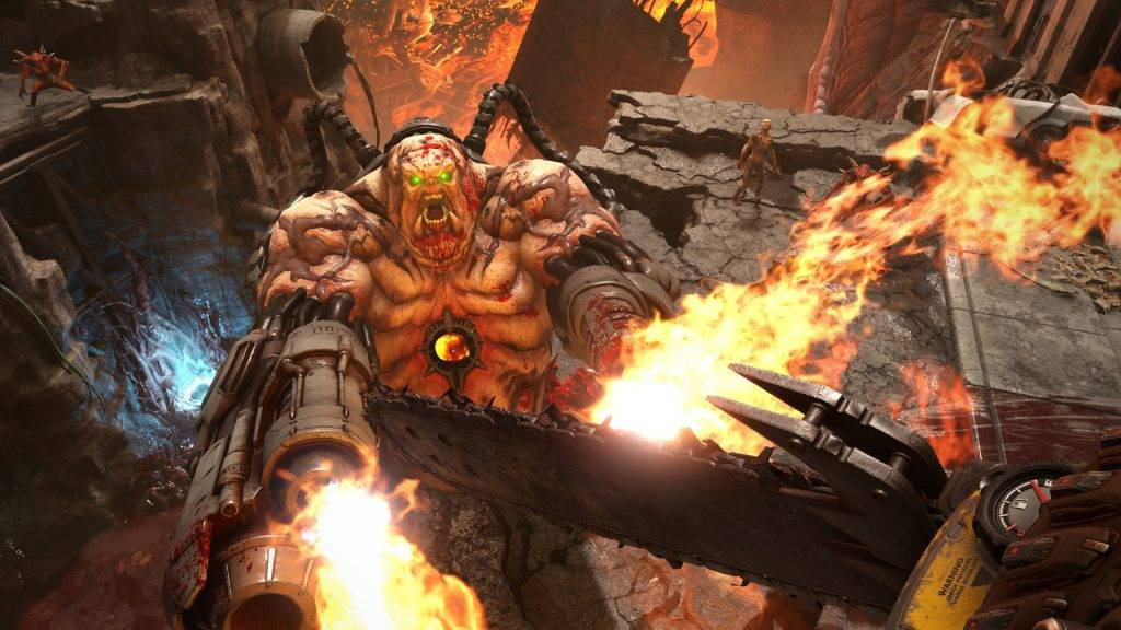 Игры 2019 года: DOOM, Метро, Mortal Kombat… А Cyberpunk 2077 где? 5