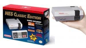 Nintendo Сlassic Mini: NES