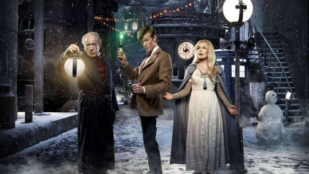 «Доктор Кто»: похороните его за плинтусом 7