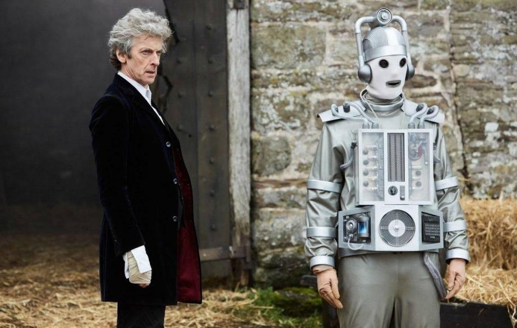 «Доктор Кто»: похороните его за плинтусом 11