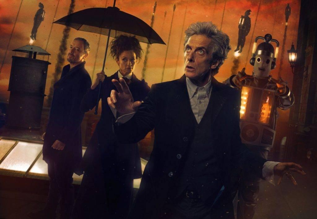 «Доктор Кто»: похороните его за плинтусом 12