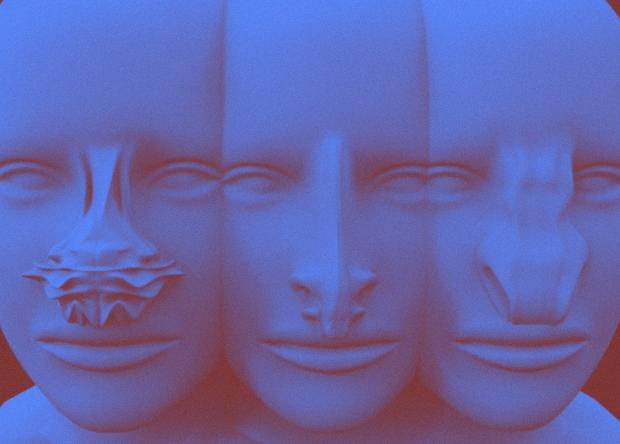 Польский дизайнер напечатала на 3D-принтере марсианские носы
