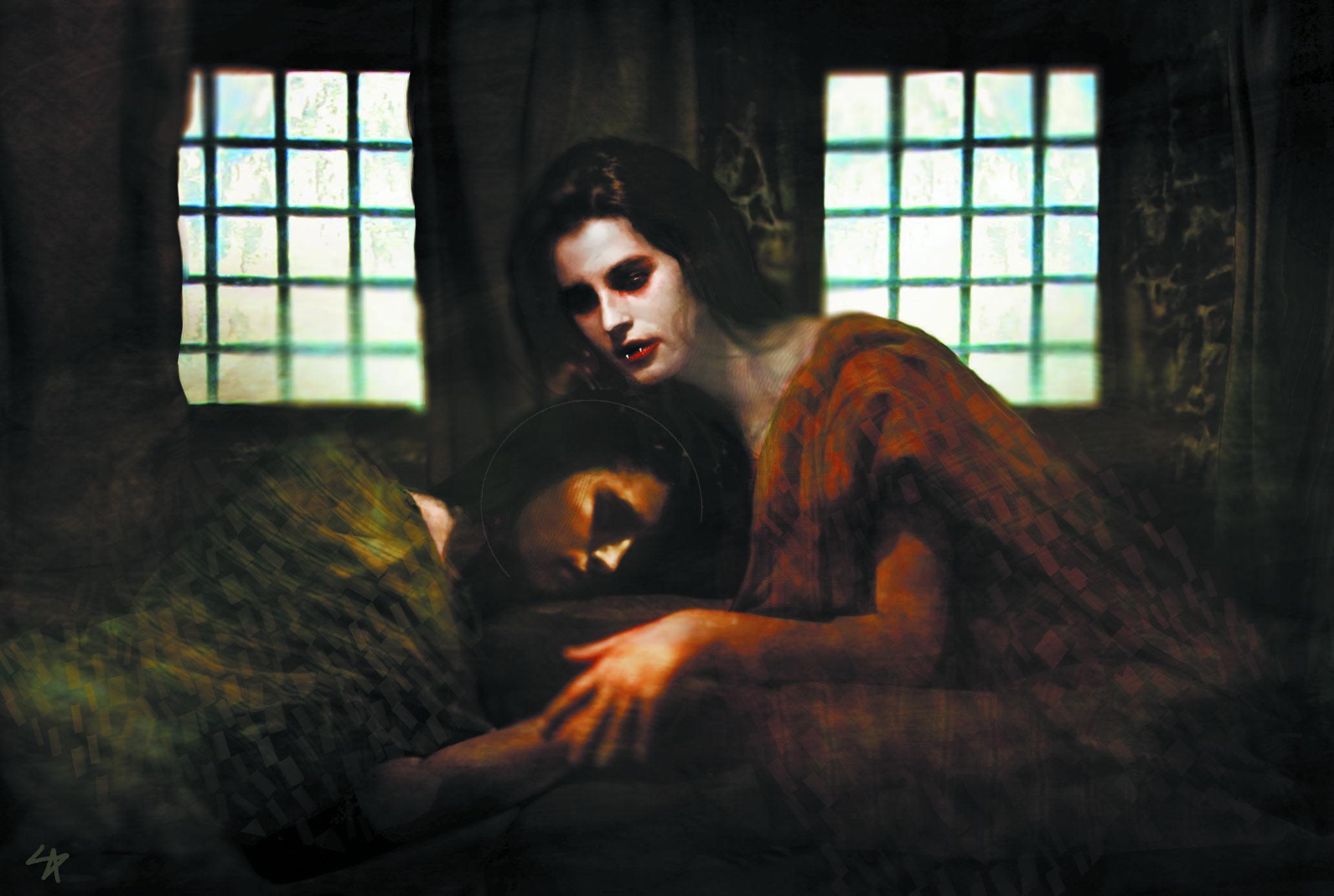 Возвращение в мир ночи: обзор книги правил Vampire: The Masquerade V20 9