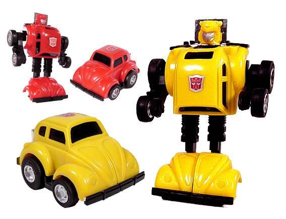 История трансформеров, игрушек нашего детства 10