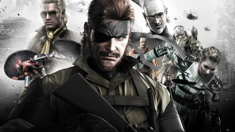 IDW Games выпустить настолку по игре Metal Gear Solid 1