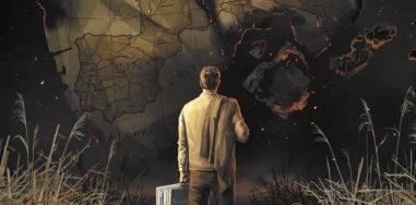 Дэйв Хатчинсон «Осень Европы»