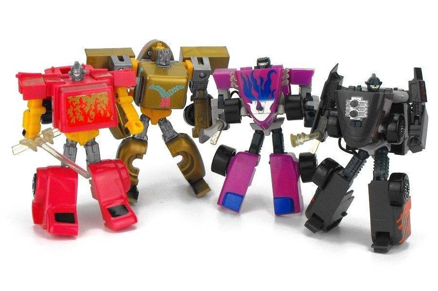История трансформеров, игрушек нашего детства 2