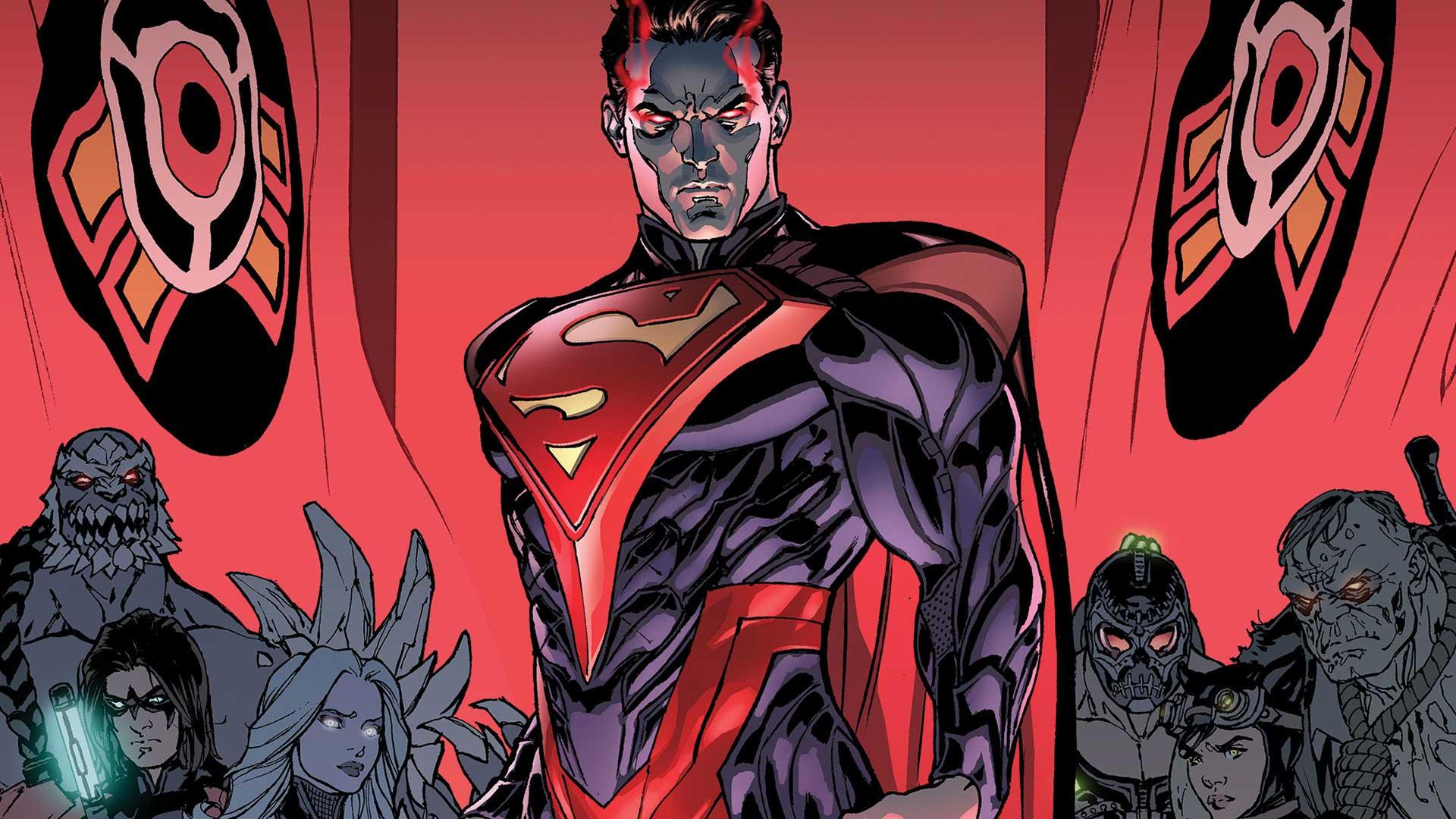 Если бы супергерои правили государством 3