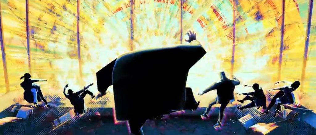 «Человек-Паук: Через вселенные»: шесть Пауков против коллайдера 6