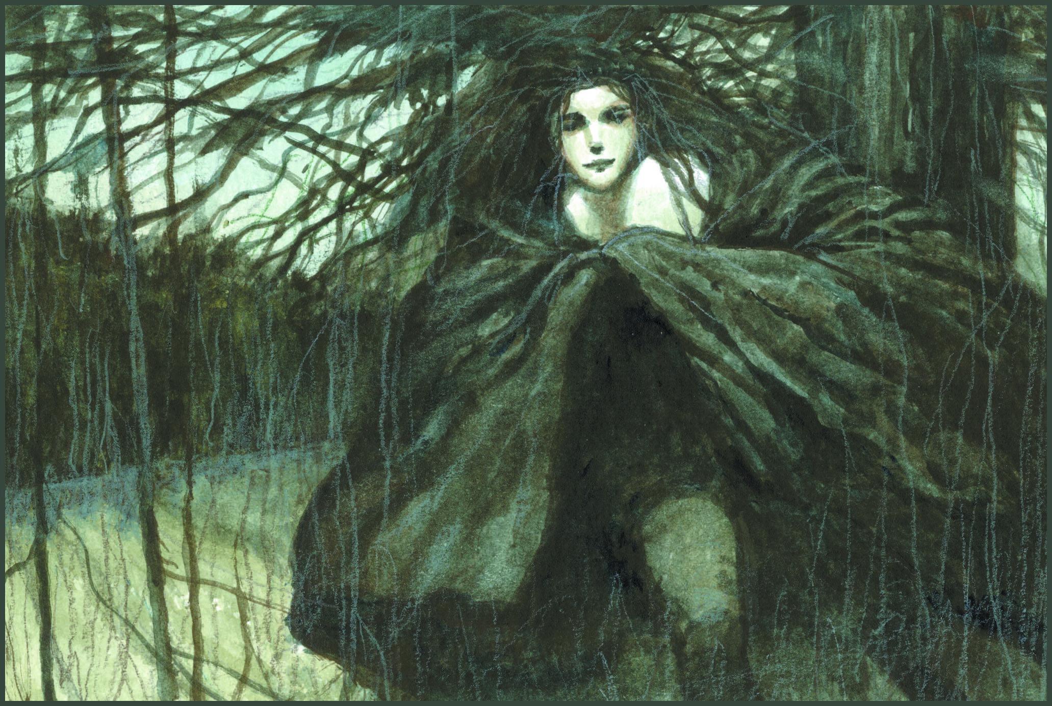 Возвращение в мир ночи: обзор книги правил Vampire: The Masquerade V20 11