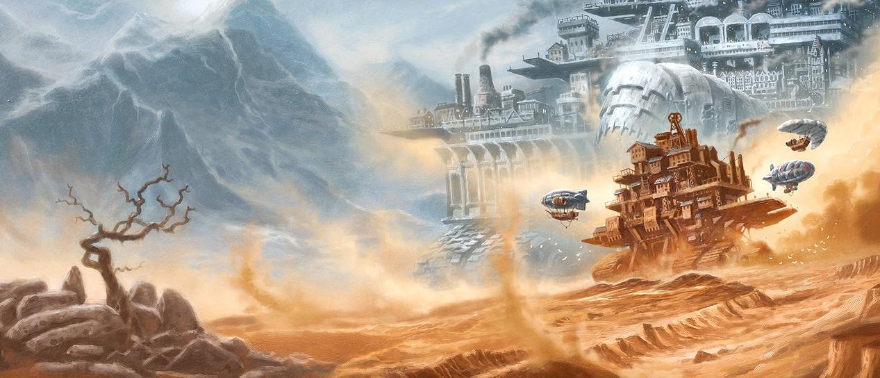 Филип Рив «Смертные машины»: книга, по которой сняли «Хроники хищных городов» 3