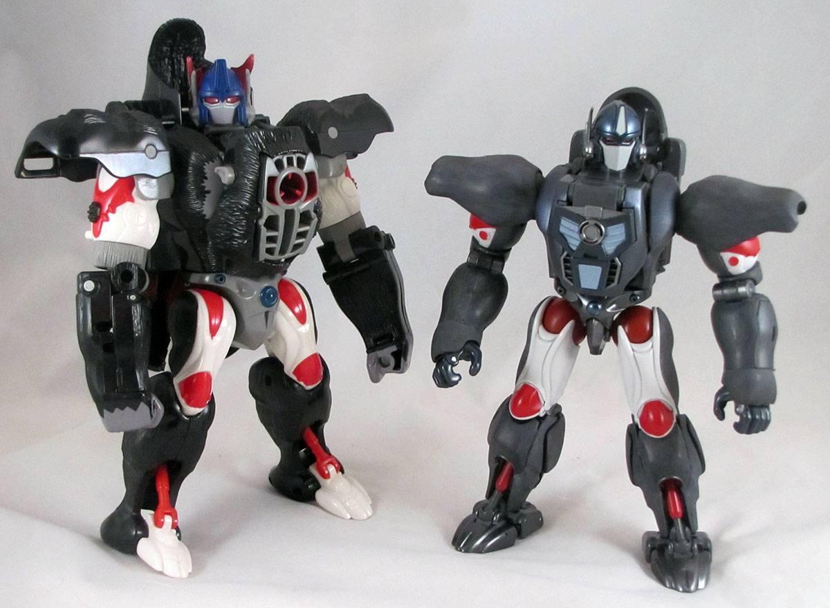 История трансформеров, игрушек нашего детства 6