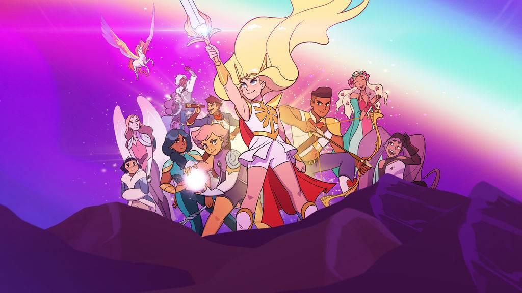 «Ши-Ра и Непобедимые принцессы»: во всём лучше оригинала 6