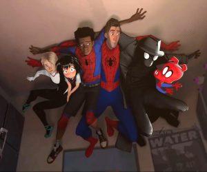 «Человек-Паук: Через вселенные»: шесть Пауков против коллайдера 3